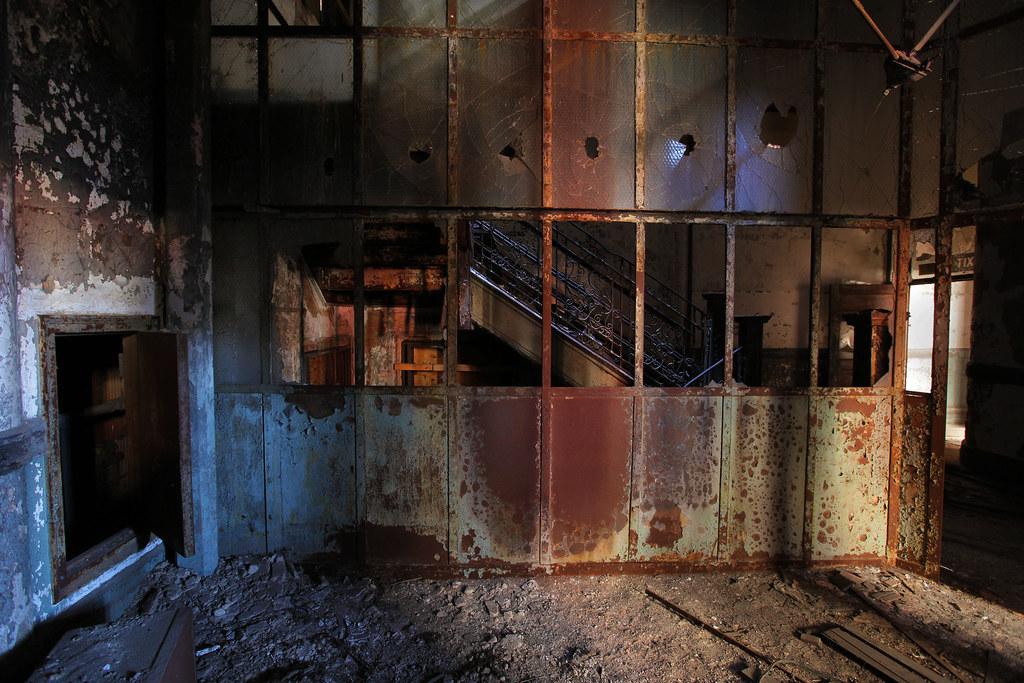 Inside PS 186
