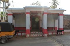 Sakshi Ankaneyar Temple