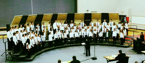 Aly's choir