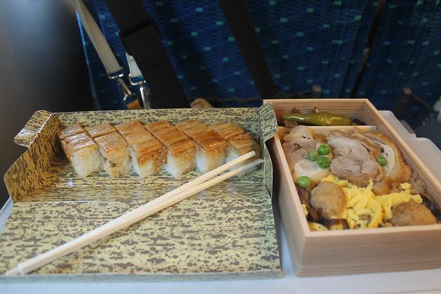 Comida japonesa: bento