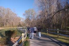 Walterboro Great Swamp Trail