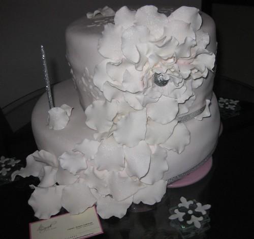 Torta de Yadira Ibarra para MilSabores!