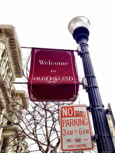 Old Oakland