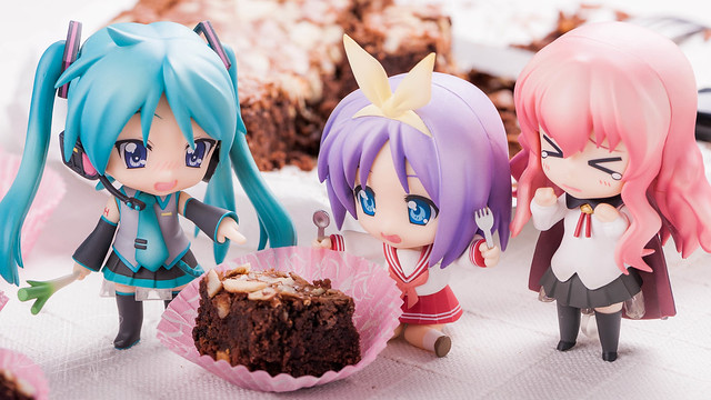 """""""Brownie and Nendo"""" by Abi Yoga P."""