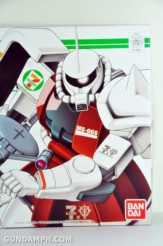 HG 1-144 Zaku 7 Eleven 2011 Limited Edition - Gundam PH  (8)