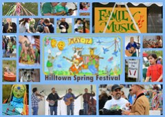 6th Annual Hilltown Spring Festival (May 12, 2012)