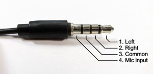 iPhone headset connector pinout | Flickr  Photo Sharing!