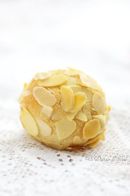 Pastine di mandorle - Sicilian almonds cookies