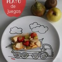 Tutorial 4: Plato-Juego para niños