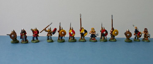 Pendraken 10mm Vikings