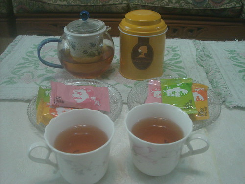 下午茶_Lady Brtrix 老楊方塊酥2