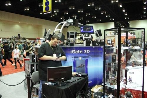 iGate 3D - MegaCon 2012