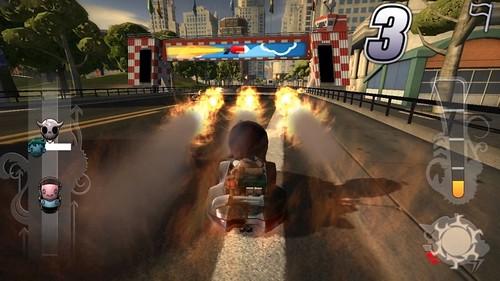 Modnation Racers Roadtrip - PS Vita