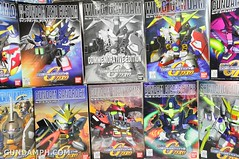 SD Gundam Wing Series Kit List (1)
