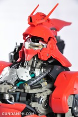 Formania Sazabi Bust Display Figure Unboxing Review Photos (58)