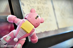 Pink Bearguy at Marcos Presidential Center