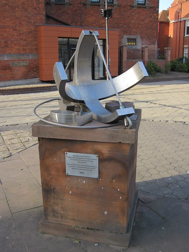 Neil Talbot Sculpture, Hartlepool