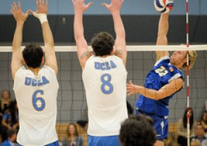 UCSB Men's Volleyball vs UCLA