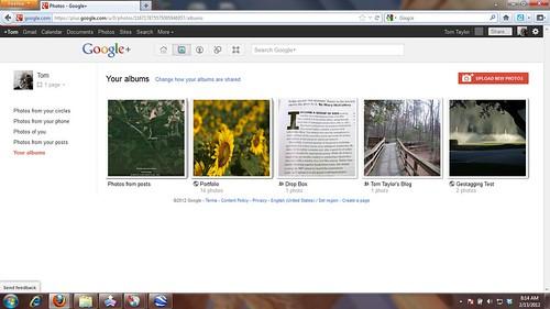 GE Google Plus