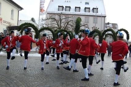 Schäffler ~ in Altötting