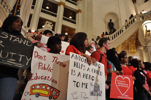 Show some love to public education