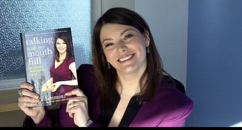 Gail Simmons in Toronto by Good Food Revolution