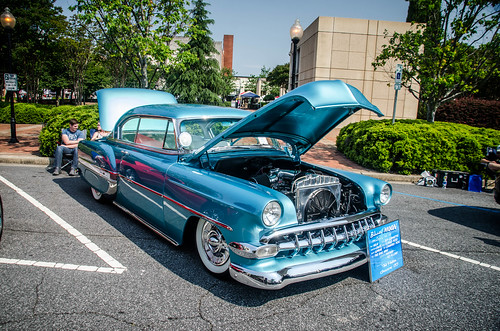 Classic Cars at Spartanburg Spring Fling-005