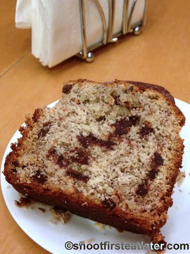 Levain's chocolate chip banana bread 2