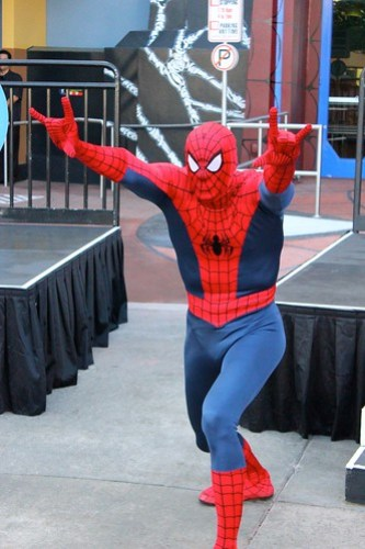The Amazing Adventures of Spider-Man reopening