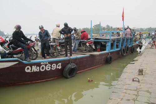 Hoi An Ferry