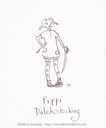 Pippi Dalekstocking