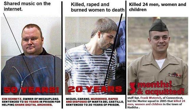 Condenados injustamente