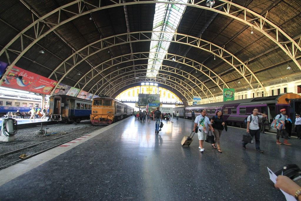Train Station - Bangkok, Thailand