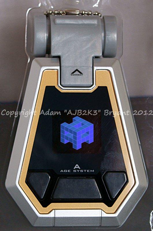 Gundam AGE device.