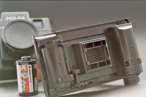 35mm Film Holder for Holga