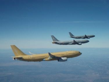 3 A330MRTT