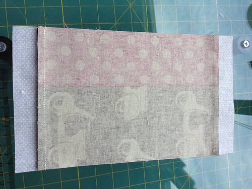Snap Pouch Tutorial Outside Press