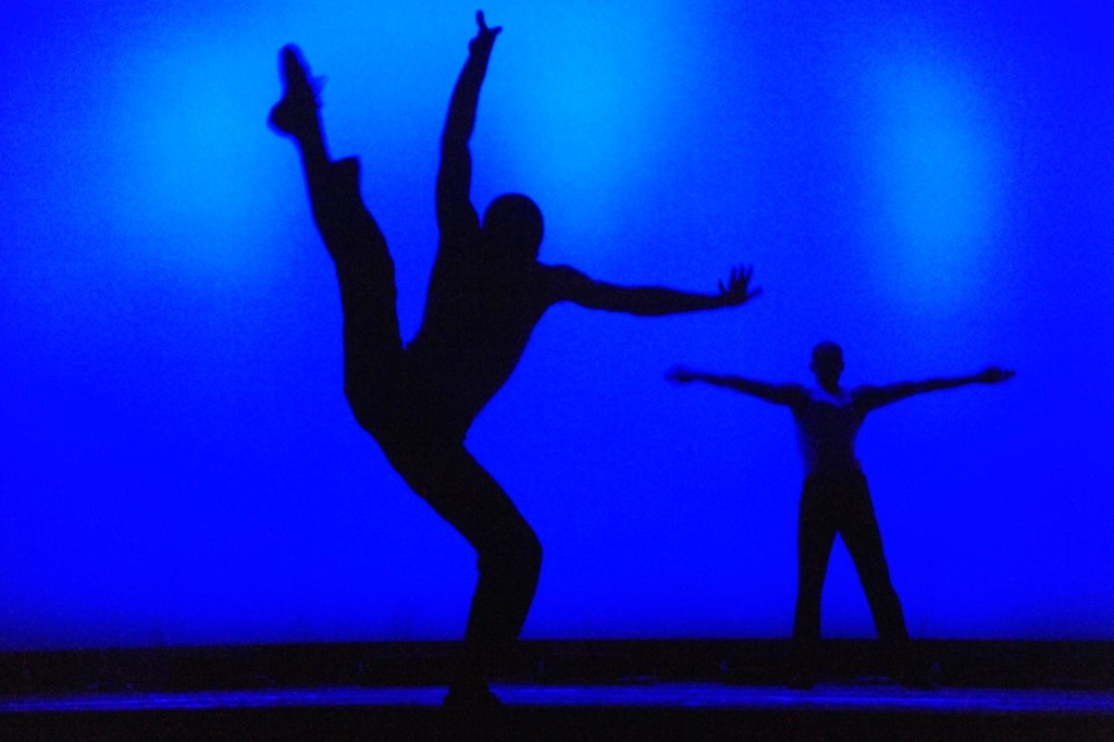 silhouette : Bad Boys of Dance - Rock the Ballet, Delhi, India