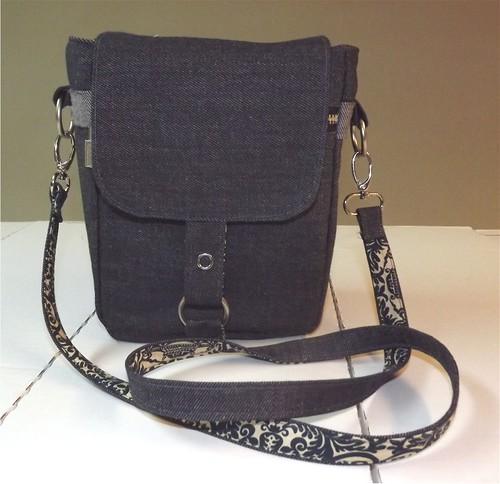 Camera Bag front flap