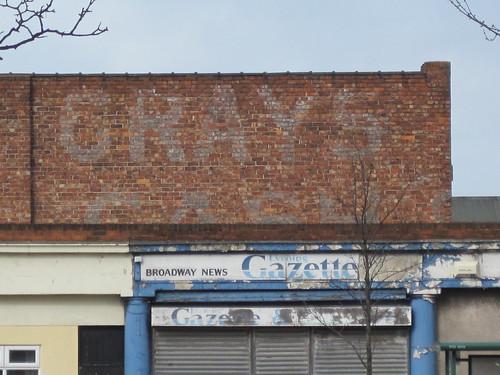 Grays Ghostsign, Dormanstown