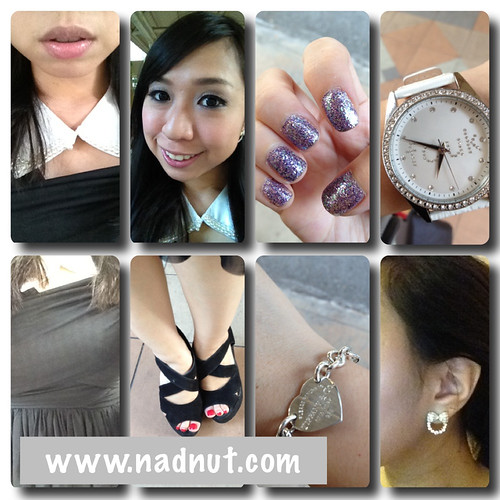 fashion blog, lookbook, Outfit of the day, outfit post, Singapore Fashion Blog, singapore lifestyle blog, Outfits in Black, Black outfits, Birthday suit, What to wear for a nice formal dinner?, Little Black Dress, Collars, What  to wear for a birthday dinner?