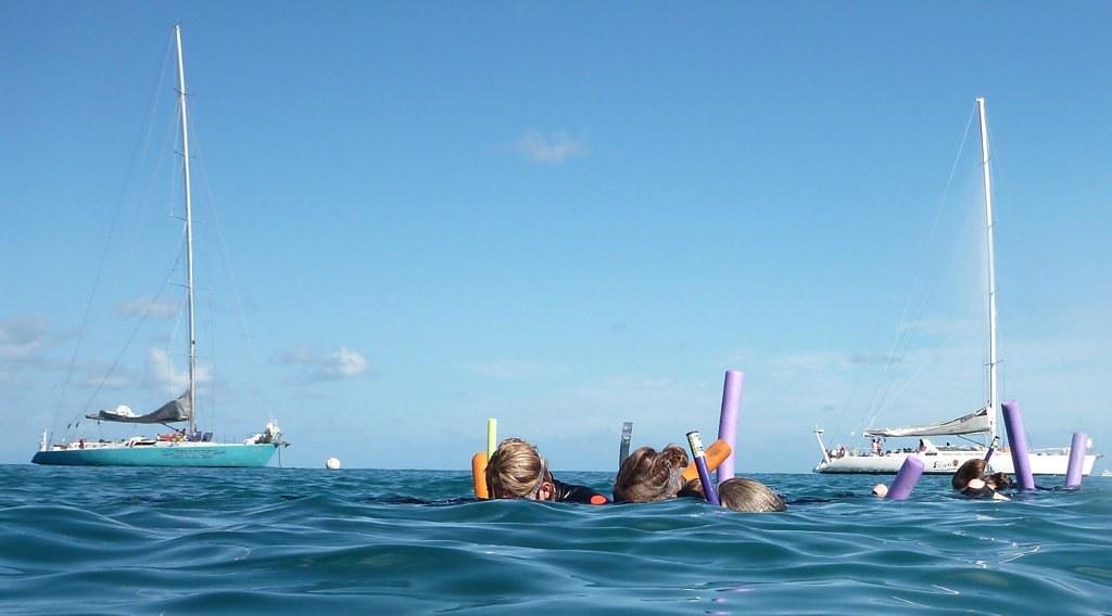 Snorkling, Whitsundays, Australia