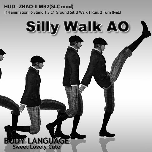 Silly Walk AO(EPOCH) set