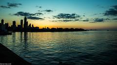 Chicago Sunset!