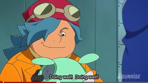Gundam AGE Episode 19 Asemu Sets Off Screenshots Youtube Gundam PH (20)
