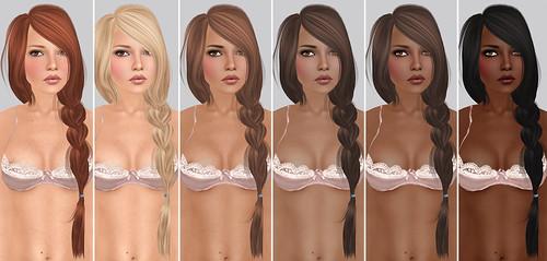 Brianna Skintones