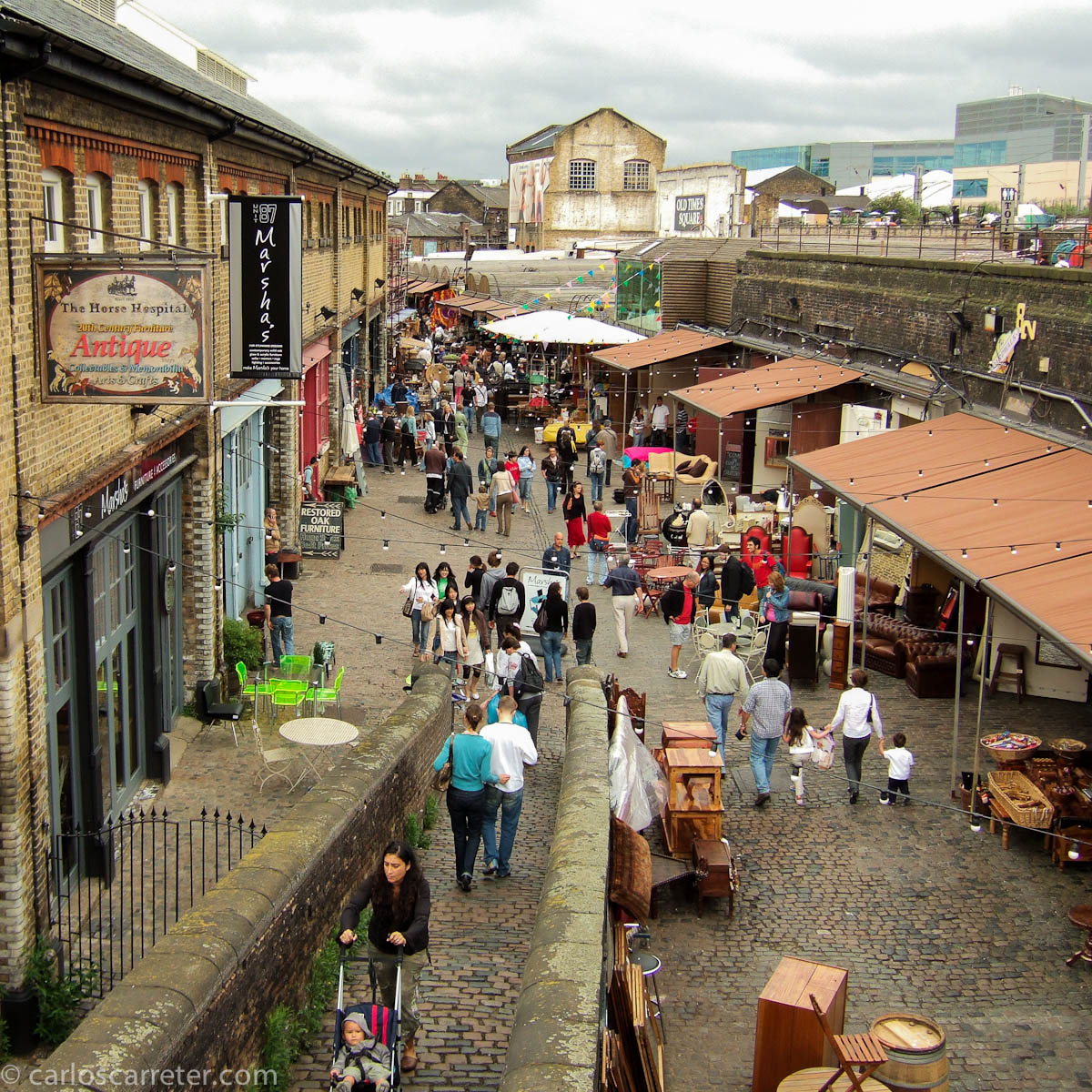 The Stables, Camden Markets