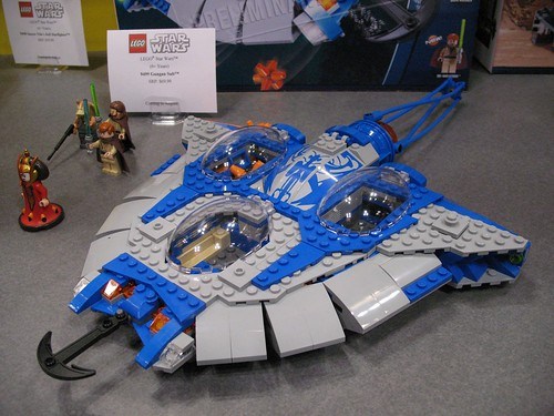 Toy Fair 2012 - Star Wars - 9499 Gungan Sub - 03