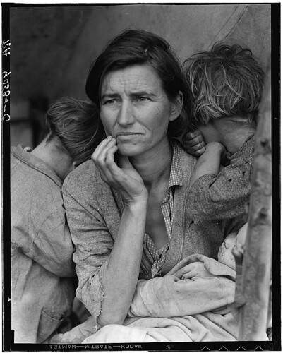 Migrant Mother, Nipomo (1936)