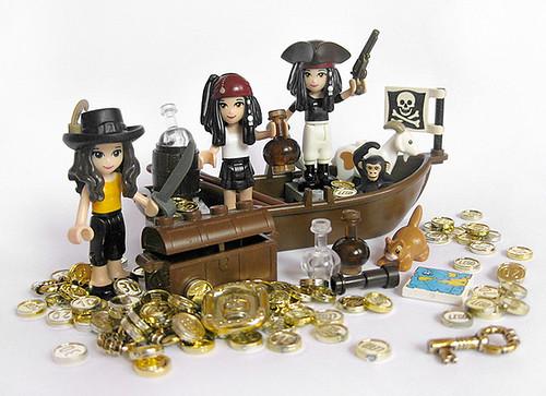 Let's be pirates! by Jemppu M